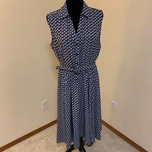 Women's Charter Club Sleeveless Dress